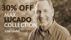 Sale Max Lucado Books